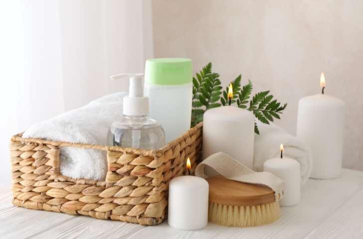 Accessoires et décoration salle de bains